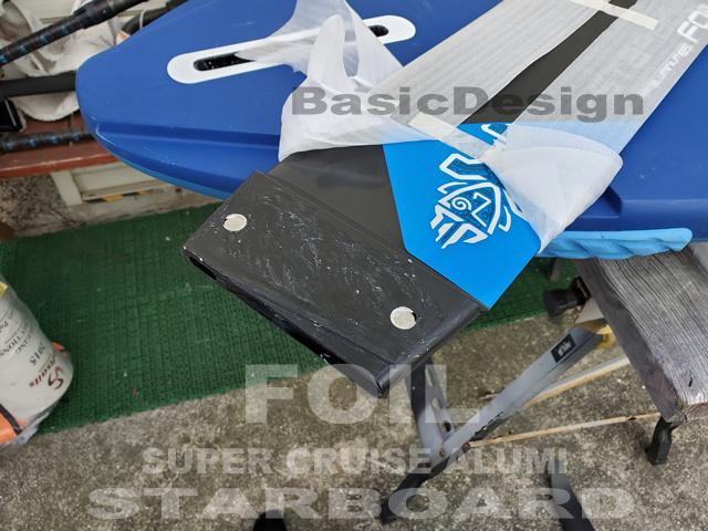 2019 スターボード フォイル スーパークルーザー STARBOARD SUPER CRUIZER Alumi Foil (new/送料無料)