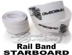 2018 スターボード レイルバンド  RAILBAND (new)