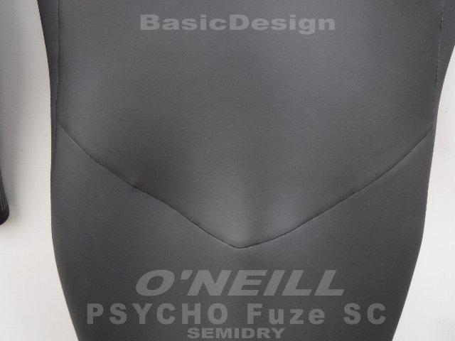 2019-20 オニール サイコ フューズ セミドライスーツ O'NEILL PSYCHO F.U.Z.E SC SEMIDRY (品番:XSF-5960)