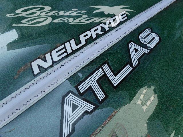 2014 ニールプライド アトラス NEILPRYDE ATLAS 5.8m2  (中古/USW-483)