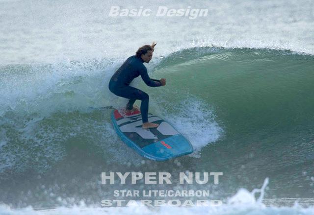2020 スターボード ハイパーナッツ STARBOARD HYPERNUT Starlite/Carbon  (new/送料無料)