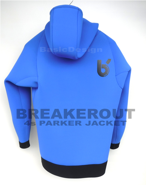 2020 ブレーカーアウト 4シーズン パーカージャケット BREAKEROUT 4s PARKER JACKET  (new/ver.2)
