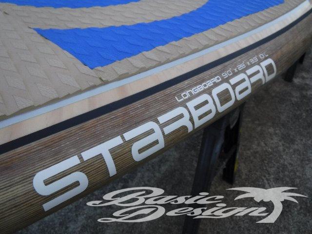 """2019 スターボード ロング パインテック STARBOARD LONGBOARD PINETEK 9'0""""x28"""" (中古/USUP-120)"""