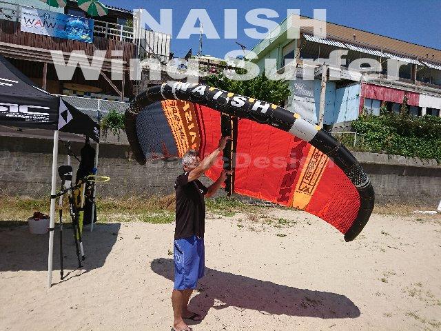2019-20 ナッシュ ウイング-サーファー NAISH WING-SURFER  (new/送料無料)