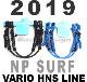 2019 NPサーフ バリオハーネスライン NP SURF VARIO  (new)