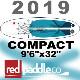 """2019 レッドパドル コンパクト 9'6"""" インフレータブルSUP RED PADDLE COMPACT 9'6""""' (new/送料無料)"""