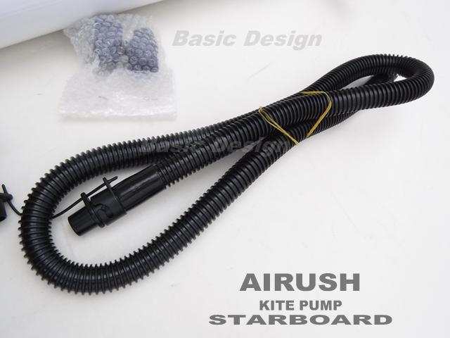 2020 エアラッシュ カイト ウイング用 ハンドポンプ AIRUSH PUMP (new)