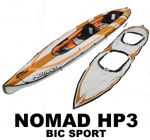 2018 ビック ノマド カヤック BIC NOMAD HP3 (new)