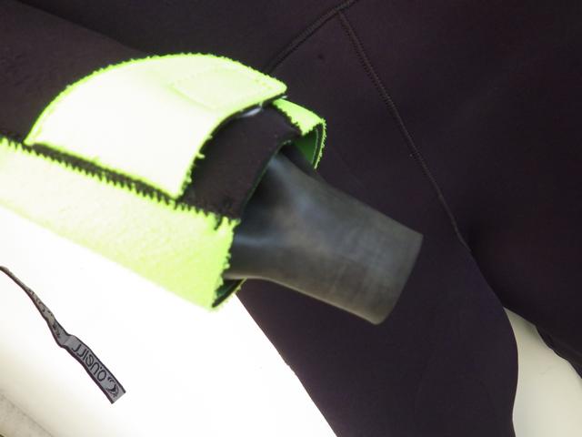 2013-14 アイオン ION FUSE フューズ フルドライスーツ サイズ46/XS  (中古/送料無料/USED-093)