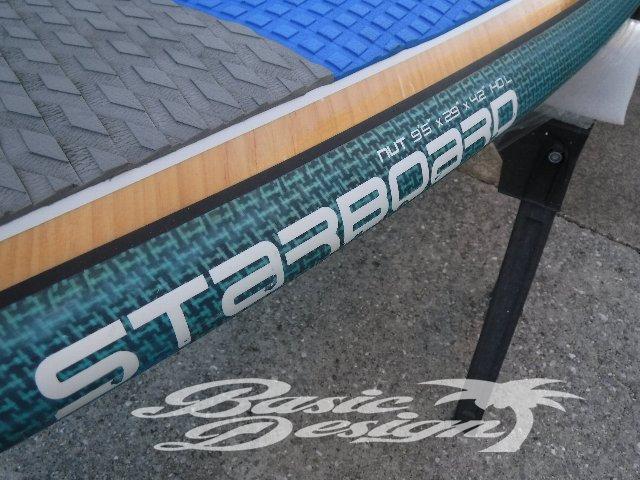 """2017 スターボード ナッツ パインテック STARBOARD NUT PINETEK 9'5""""x29"""" (中古/USUP-164)"""