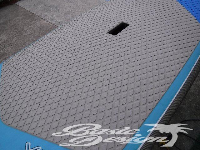 """2018 エヌエスピー サーフ スーパーエックス NSP DC SUP BOARD SURF-SUPER X 10'0""""(中古)"""