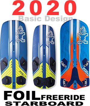2020 スターボード フォイル フリーライド STARBOARD FOIL FREERIDE   (new/送料無料)