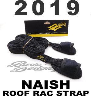 2019 ナッシュ ルーフラック ストラップ NAISH ROOF RACK STRAP  (new)