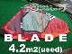 2020 セバーンセイル ブレード SEVERNE BLADE 4.2m2  (中古/送料無料/USW-511)