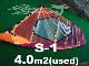 2018 セバーンセイル エスワン SEVERNE S-1 4.0m2 (中古/USW-479)