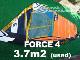 2020 ナッシュセイル フォース4 NAISH FORCE4 3.7m2  (中古/USW-528)