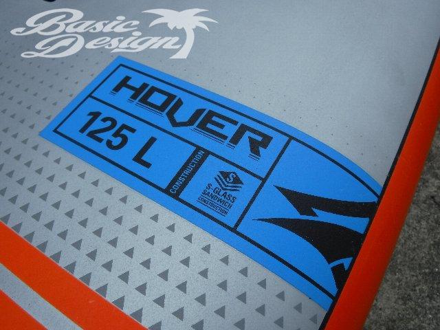 2020 ナッシュ ホバー フォイルボード NAISH  HOVER 125 WIND FOILBOARD(中古/UFOILB-011)