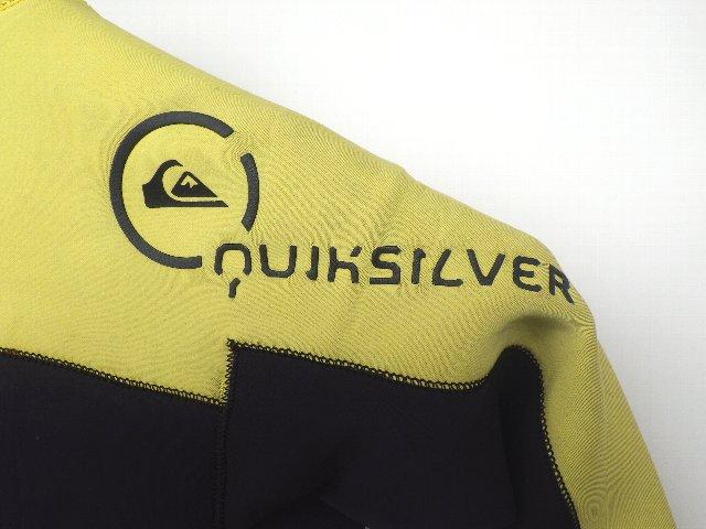 クイックシルバー QUICK SILVER ユース ネックイン フルスーツ  (中古/USED-092)