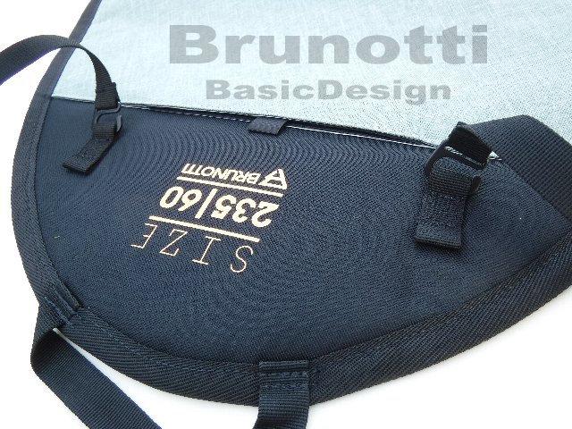 2019-20 ブルノッティ ボードケース BRUNOTTI  BOARD CASE (new)