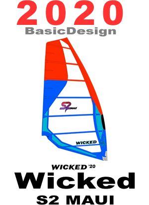 2020 エスツーマウイ ウィキッド S2 Maui WICKED(new/送料無料)