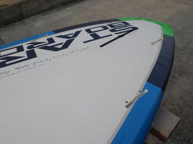 """2015 スターボード ワイドポイント STARBOARD SUP WIDE POINT 8'10"""" (中古/USUP-068)"""