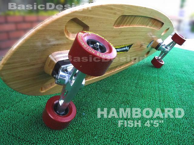 2017 ハムボード HAMBOARDS (new/送料無料)