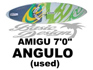 """2005 アングロ アミグ ANGULO AMIGU 7'0"""" (中古/UBW-185)"""