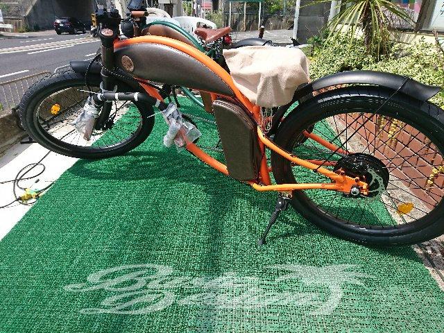 2018 レイボルト RAYVOLT 電動アシスト クルーザーバイク  (new/送料無料)