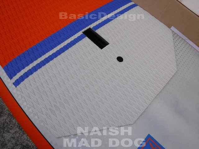 """2020 ナッシュ マッドドッグ NAISH MAD DOG S-GLASS SANDWICH 7'10""""  (展示品/送料無料)"""