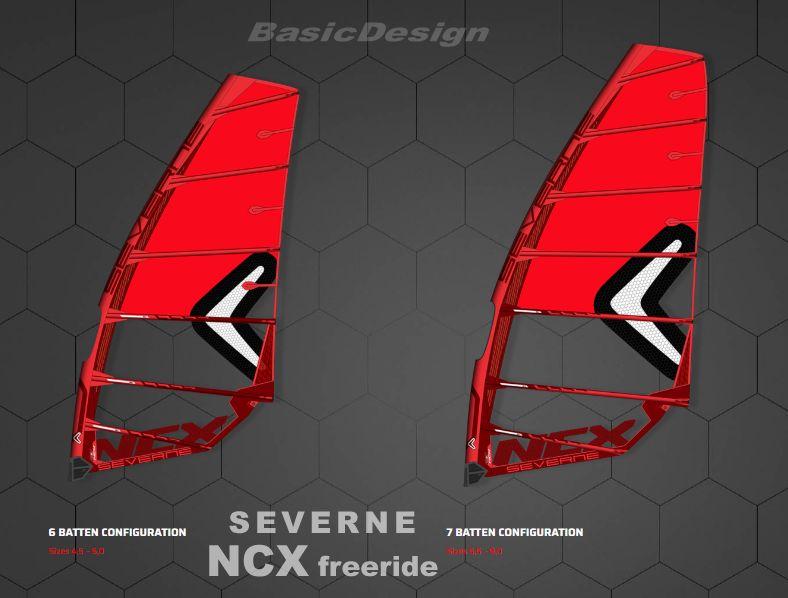 2021セバーンセイル エヌシーエックス SEVERNE NCX  (new/送料無料)