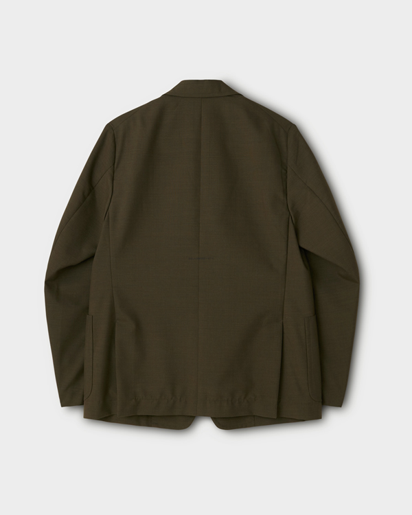 PHIGVEL フィグベル|GENT'S JACKET ジェンツジャケット【OLIVE】