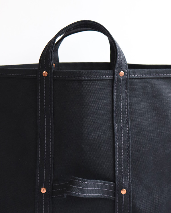 LABOR DAY レーバーデイ|REINFORCED TOOL BAG リーンフォーズド ツールバッグ【BLACK】