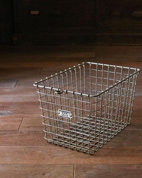 """Wire Gym Basket """"575"""" ワイヤージムバスケット """"575"""""""