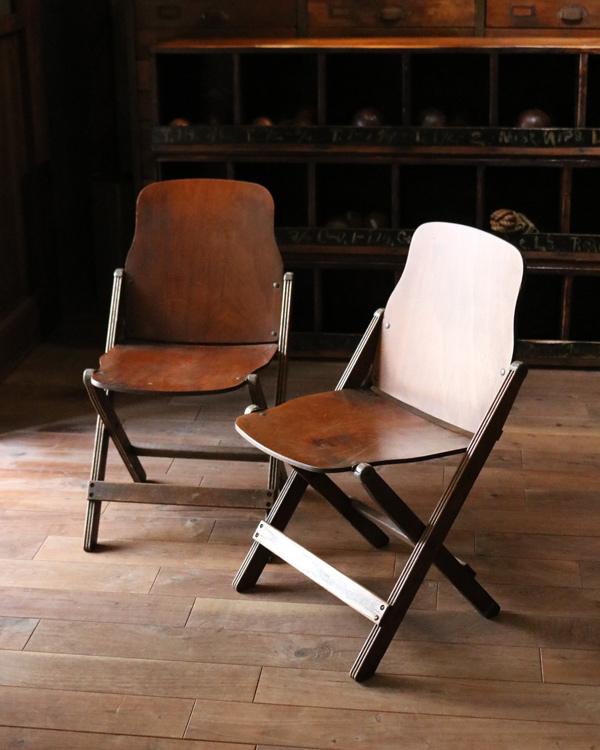 Folding Chair|フォールディング チェア