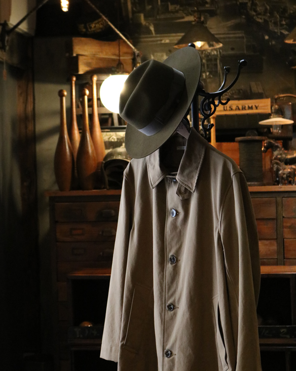Early Coat, Hat, and Umbrella Rack|コート ハット アンブレララック