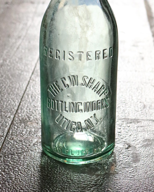 Glass Bottle A ガラスボトル A