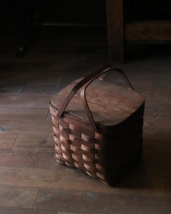 Picnic Basket B ピクニックバスケット B