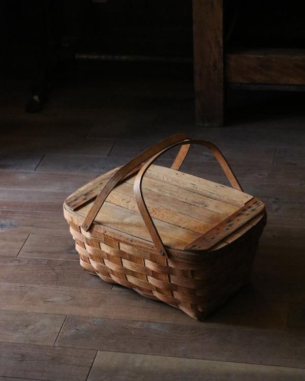 Picnic Basket C|ピクニックバスケット C