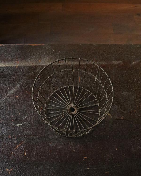 Wire Egg Basket|ワイヤー製エッグバスケット