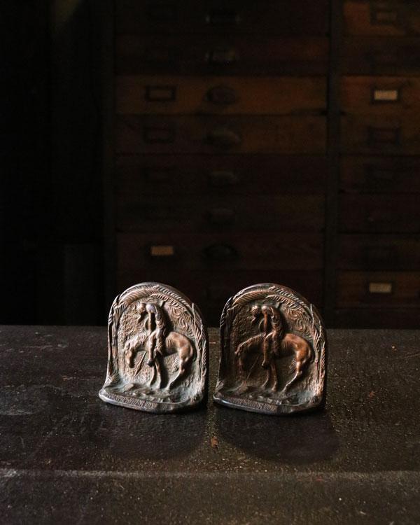 Horse Bookend pair|ホース ブックエンド