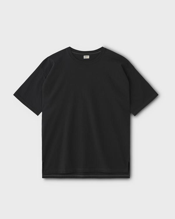 PHIGVEL フィグベル|VINTAGE ATHLETIC TOP ヴィンテージ アスレチック トップ【INK BLACK】
