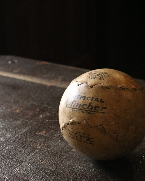 """J. deBEER & SON"" Soft Ball|""J. deBEER & SON""製ソフトボール"