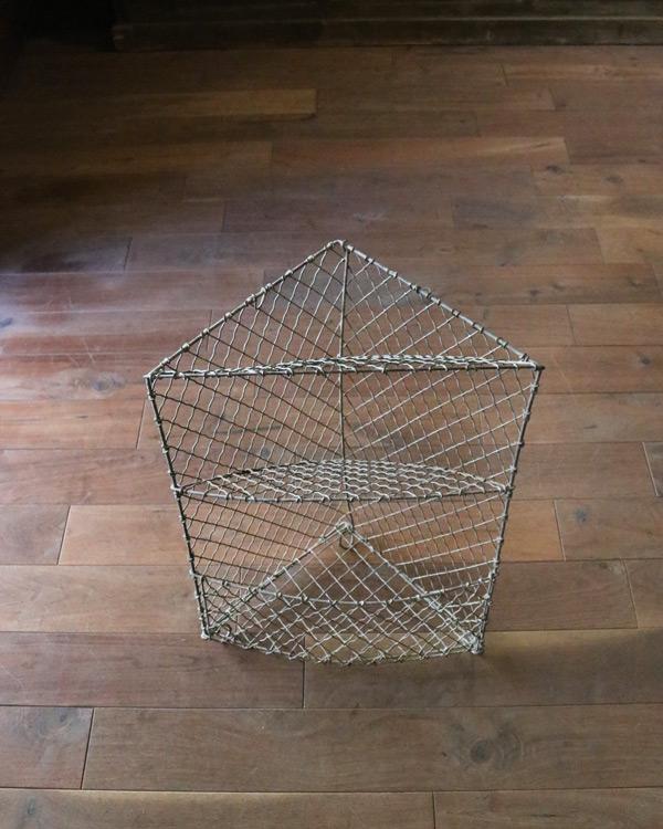 Wire Kitchen Shelf ワイヤー キッチンシェルフ