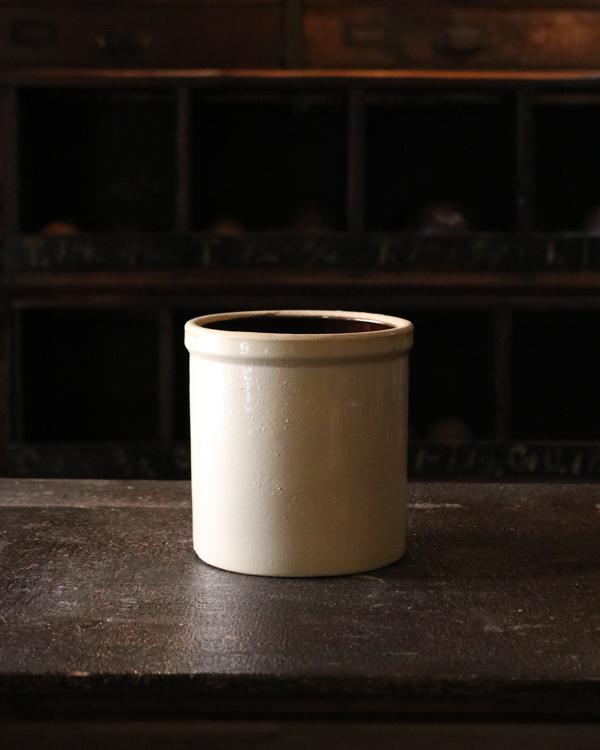 Old Crock B|陶器カトラリー立て B