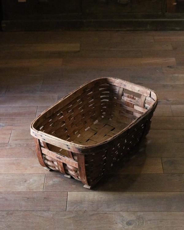 Cloth Basket A|クロスバスケット A