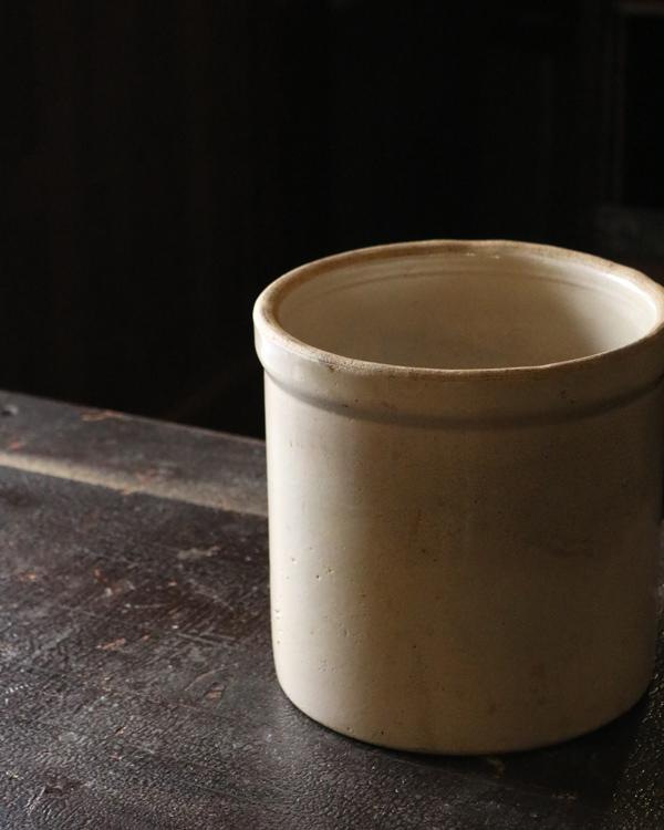 Old Crock E|陶器カトラリー立て E