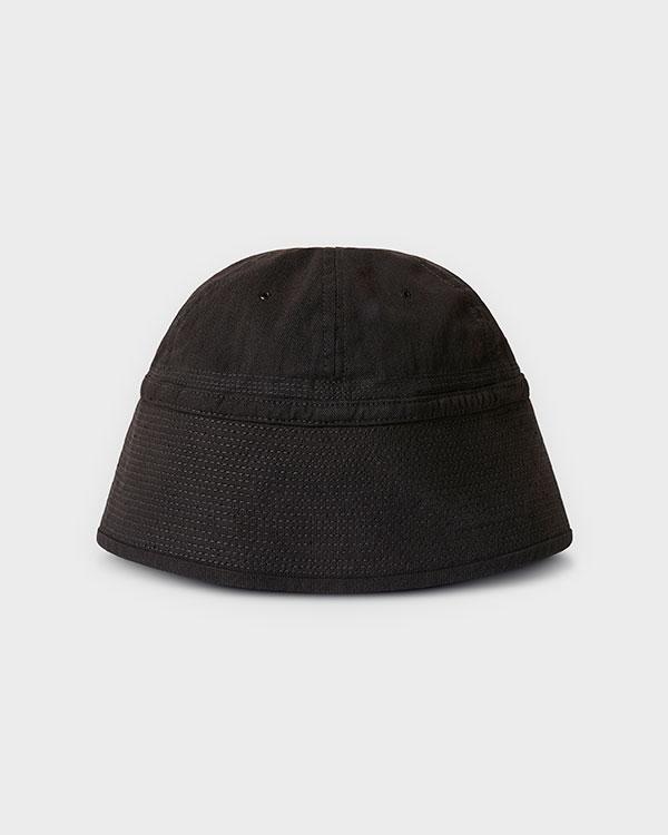 PHIGVEL フィグベル|NAVAL HAT ネイヴァルハット【DUST BLACK】