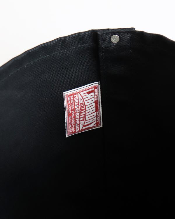 LABOR DAY レーバーデイ|TOOL BAG ツールバッグ【BLACK LARGE】