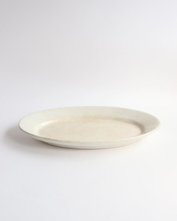 Oval Plate L   オーバルプレート L
