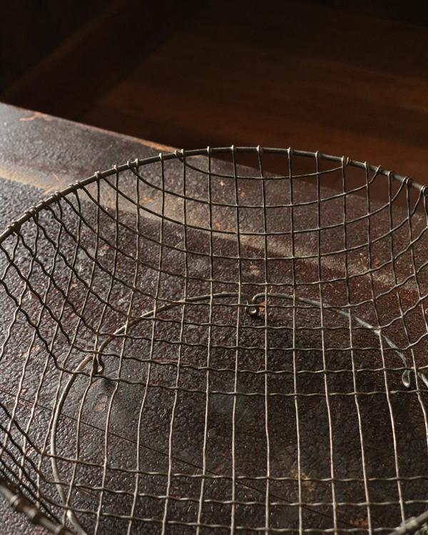 Wire Round Tray|ワイヤーラウンドトレイ